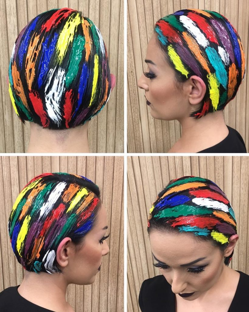 colorly short hairstyles