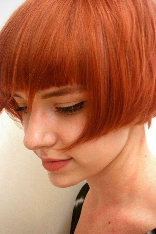 Pixie red Haircuts