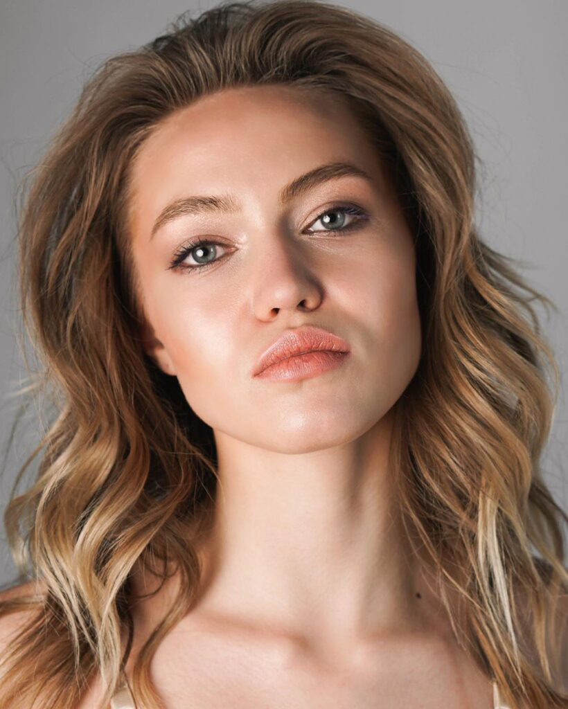 brown blonde ombre hairstyle