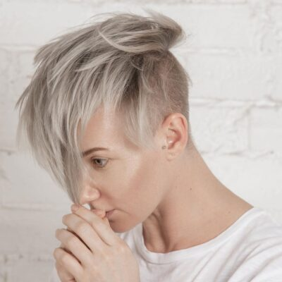 pixie buzz hairstyle